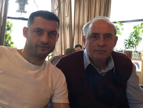 У капитана ФК «Ростов» Александра Гацкана умер отец