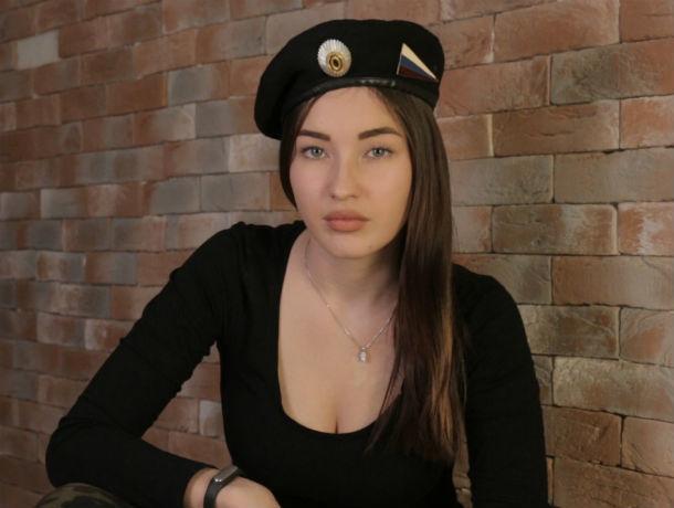 Настоящих мужиков искала на улицах Ростова прекрасная Настя