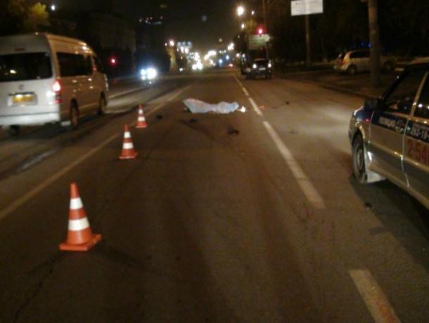 Шофёр иномарки сбил насмерть пешехода вРостовской области