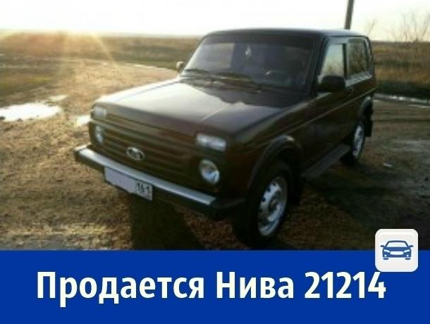 Проверенный дорогами автомобиль Нива в отличном состоянии продается в Ростове