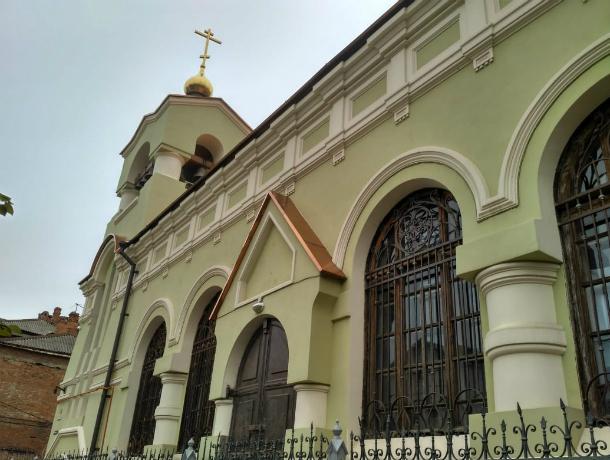 «Тогда и сейчас»: Старообрядческий Покровский собор в Ростове в этом году отпраздновал 105-летие
