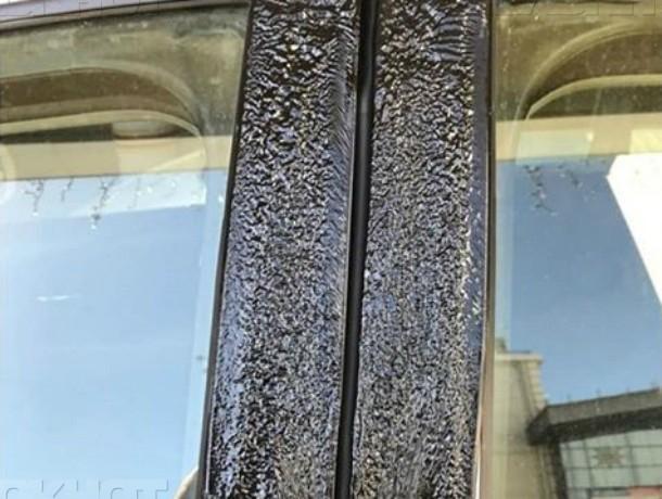 Торговый центр «Горизонт» отказал в компенсации хозяину расплавленного «Лексуса» в Ростове