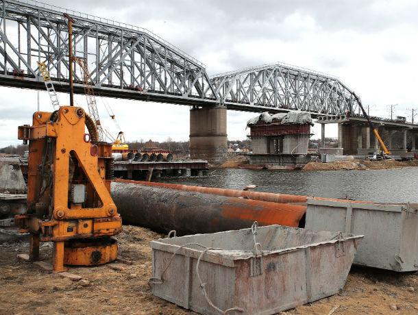 «Мост через Северский Донец в Каменске построят к концу года», - Василий Голубев