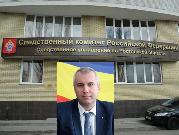 Пойманного на взятке заммэра Новочеркасска взяли под арест