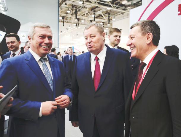 Василий Голубев потерял позицию в рейтинге губернаторов