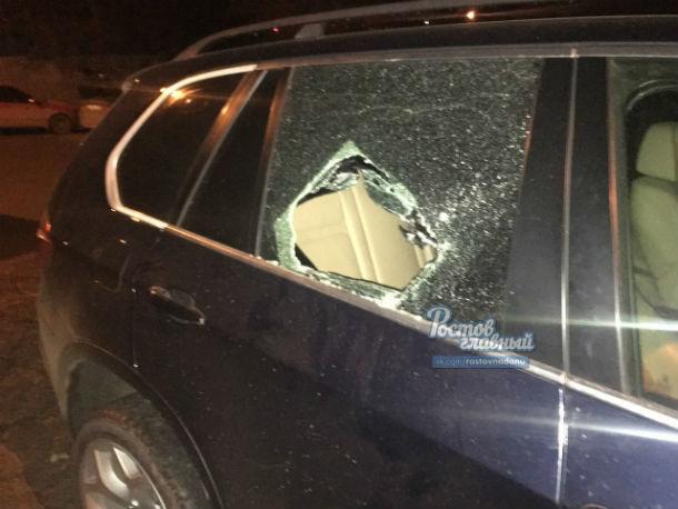 Издевательство над автомобилем с грабежом ужаснуло жителя Ростова после крещенского купания
