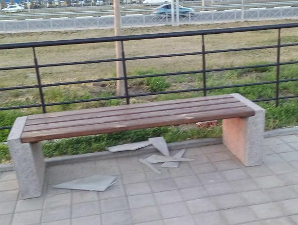 Опасные «штыри» и невидимые шатлы разочаровали посетителей матча «Ростов-Уфа»