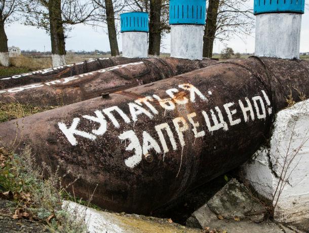 На контролируемой Путиным стройке в Ростовской области затонул земснаряд