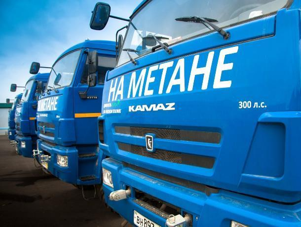 «Газпром» планирует в Ростовской области увеличить парк машин на газовом топливе до 55 тыс единиц