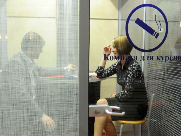 Курение в ростовском аэропорту «Платов» планируют одобрить на законодательном уровне