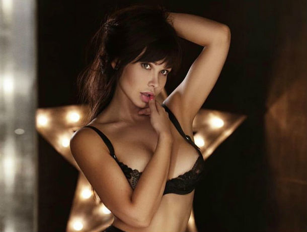 Модель Playboy Мария Лиман рассказала об отношениях с иностранцем