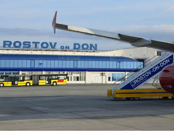 ВРостове совершил экстренную посадку самолет, летевший вКрым