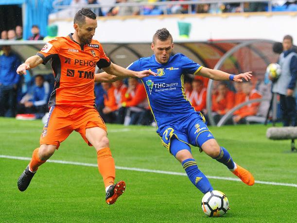 Настроенные сражаться футболисты «Ростова» осчастливили переполненный стадион победой над «Уралом»