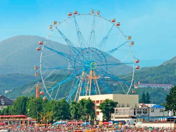 В Ростове захотели построить самое большое колесо обозрения в России