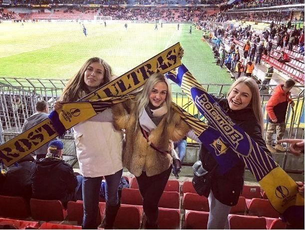 «Ростов» и«Барселону» оштрафовали заповедение болельщиков