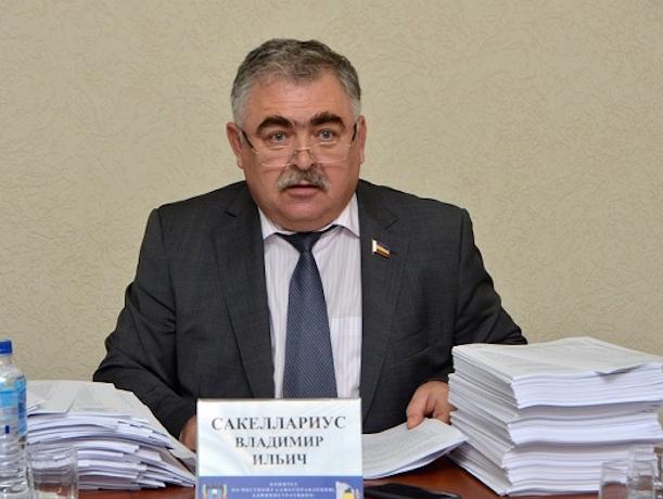 Кушнарев прокомментировал желание главного прокурора области снова уволить  Владимира Сакеллариуса