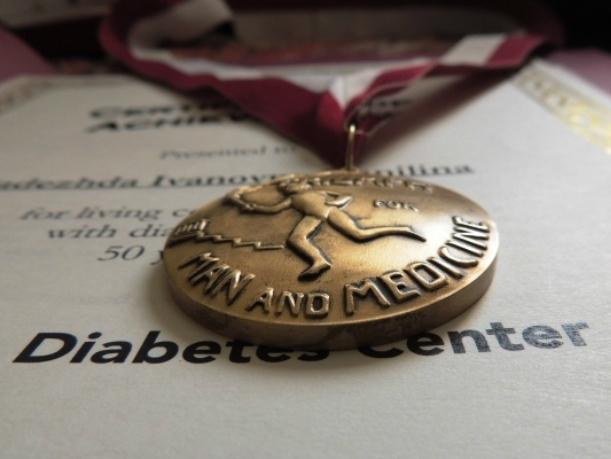 Мужественную борьбу жительницы Ростовской области с диабетом отметили международной наградой