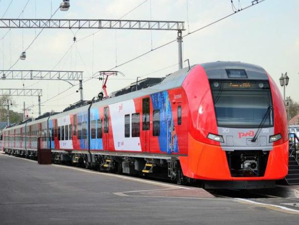 Быстрая «Ласточка» отправится в солнечный Новороссийск из Ростова в июле