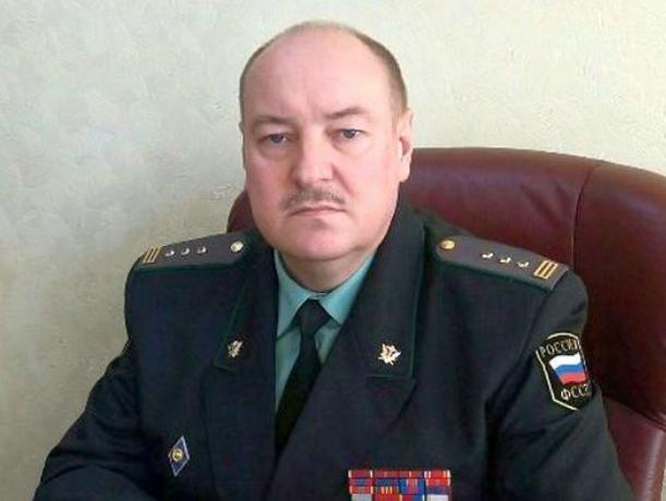 Уволился по собственному главный судебный пристав Ростовской области