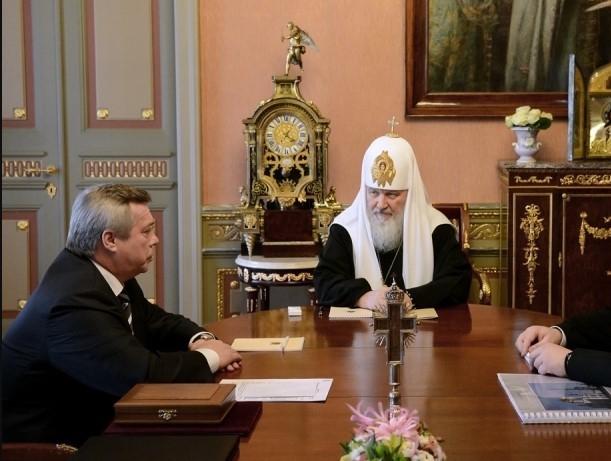 Патриарх Кирилл в ходе визита в Ростов проведет крестный ход