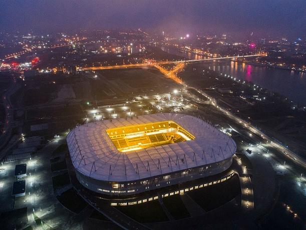 Улицы Ростова подготовят для спецтранспорта ФИФА к середине мая