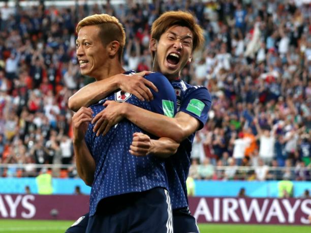 «Самураи» из Японии добились права сыграть плей-офф ЧМ-2018 в Ростове