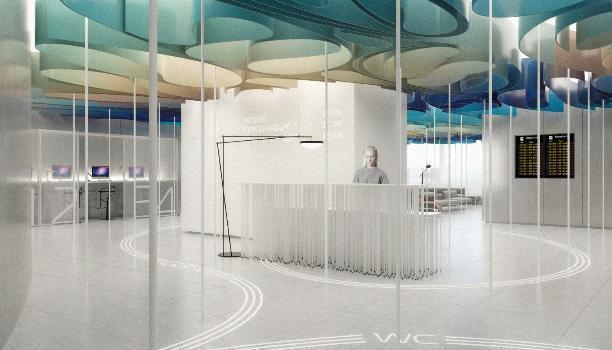 «Цветочное царство южной степи» отразят дизайнеры в интерьерах аэропорта «Платов»