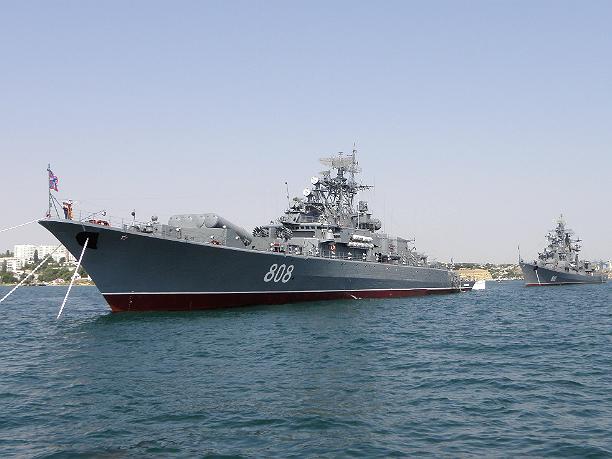 ВРостове впервый раз пройдет морской военный парад