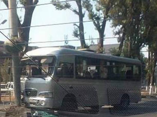 Маршрутка с18 пассажирами угодила вДТП вРостове-на-Дону