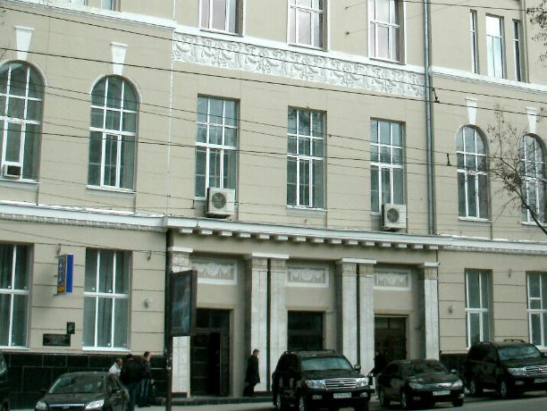В предчувствии концерта юмориста Маменко в Ростове повесили замок на Дом офицеров