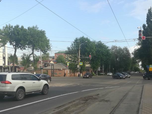 Долгожданная разметка спасла трамваи Ростова от затейливых автохамов
