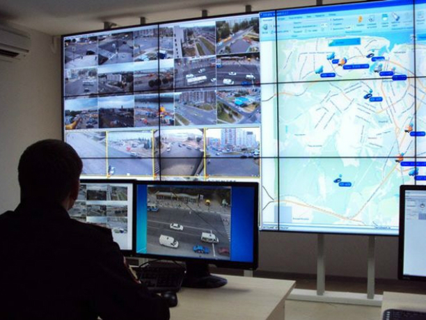 ВРостове установят 198 камер видеонаблюдения «Безопасный город»