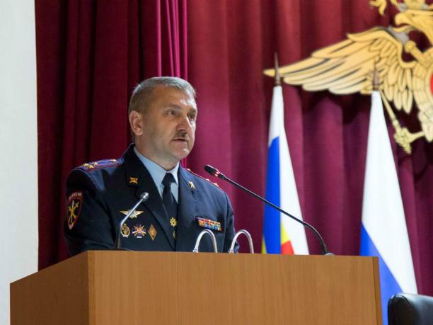 Путин назначил краснодарца Сокрутенко новым заместителем главного полицейского Дона