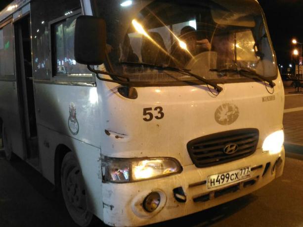 Злой маршрутчик в Ростове пытался раздавить пассажирку после сделанного замечания