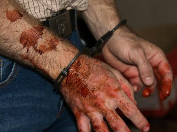 ВРостовской области заубийство иразбой осудят двоих жителей