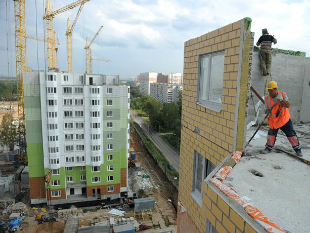Темпы строительства жилья упали в Ростове по сравнению с прошлым годом