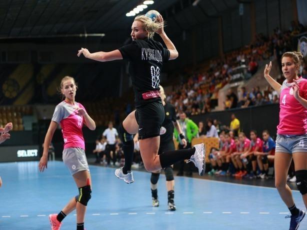 Ростовские гандболистки одержали блестящую победу над соперницами из Уфы