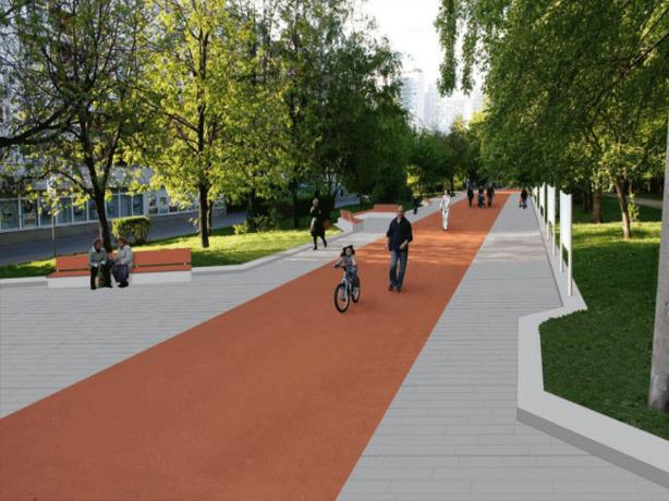 На бульваре Газетном в Ростове за 200 млн рублей будет построен пешеходный бульвар