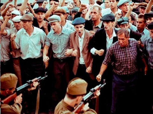 56 лет назад в Новочеркасске расстреляли более 25 работников завода