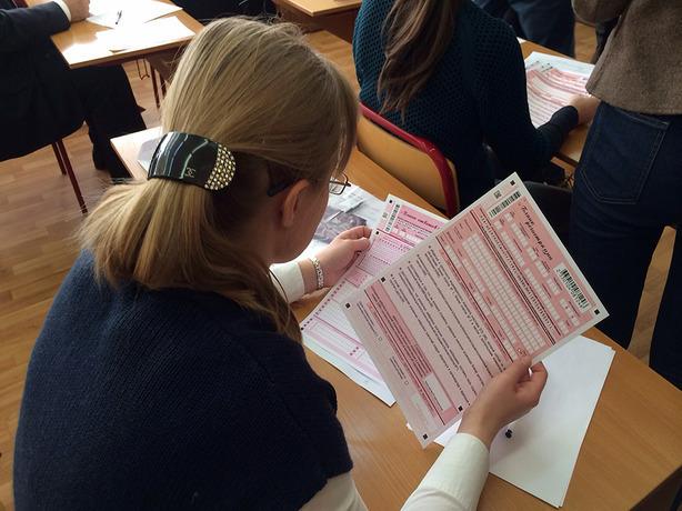 Врегионе стартовала первая волна цельного госэкзамена— российский преждевременно