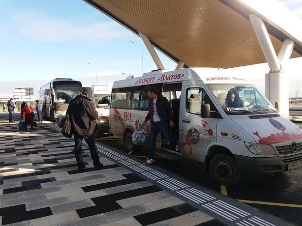 Вростовском аэропорту Платов открылась выставка оказачестве
