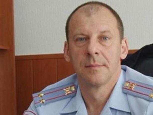 Начальник ГИБДД Кашарского района Ростовской области задержан по подозрению в получении взятки