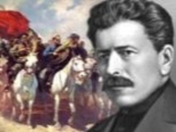 136 лет назад на Дону родился гениальный художник-баталист Митрофан Греков