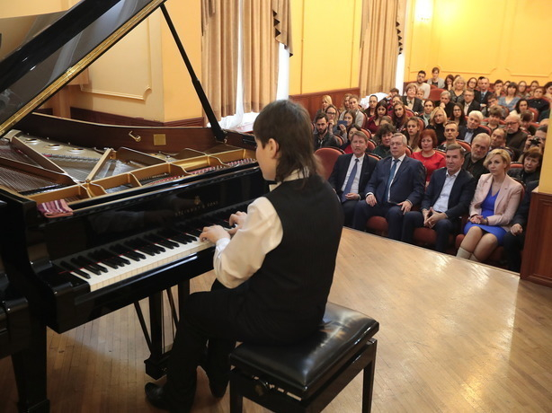 Большой концертный зал должен появиться у ростовской государственной консерватории