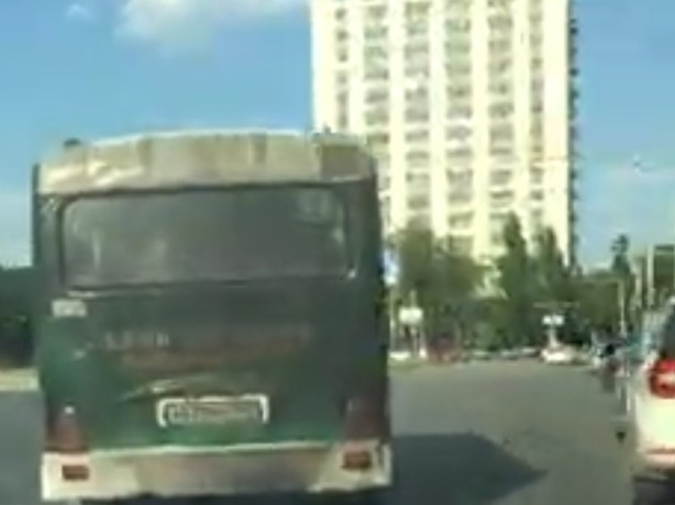 Маршрутка-вонючка на «дедовском самогоне» устроила в Ростове удушающую пытку для пассажиров