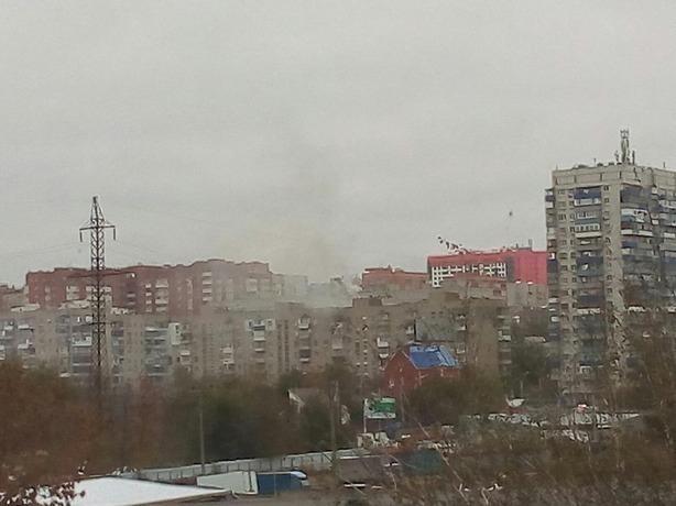В возгорании мусоропровода в Ростовской многоэтажке очевидцы обвиняют бомжей