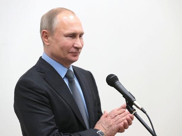 Четвертый энергоблок Ростовской АЭС был запущен Владимиром Путиным