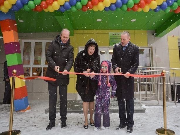 В Пролетарском районе Ростова-на-Дону открылся современный детский сад