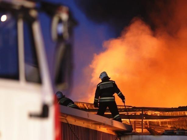 В страшном пожаре заживо сгорели мать и двое маленький детей в Ростовской области