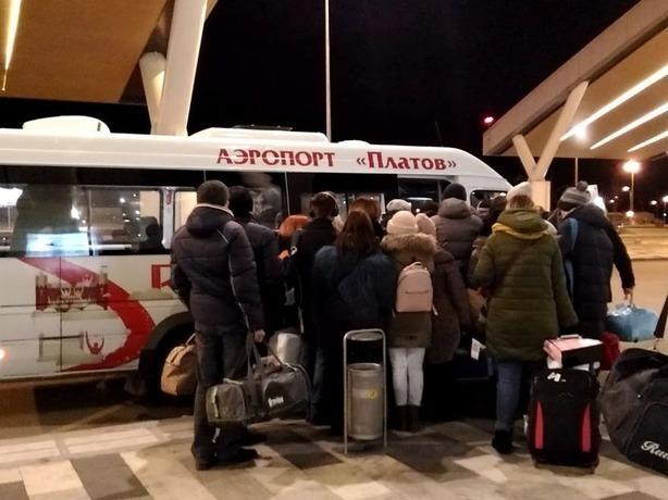 В Ростовской области изменилось расписание маршрутного транспорта в аэропорт «Платов»